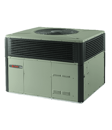 trane packaged heat pump